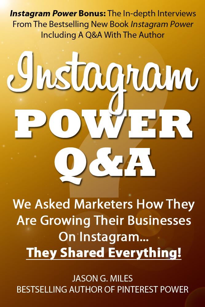 Instagram power Q&A