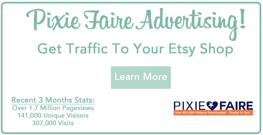 pixie faire advertising