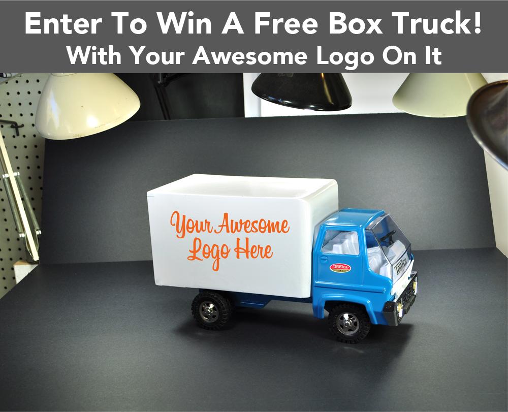 box truck promotion